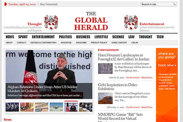 Closure of The Global Herald featured image
