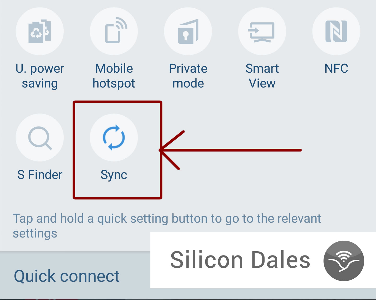 Fix Master Sync Disabled in Samsung Galaxy s4, s5, s6 or s7 featured image