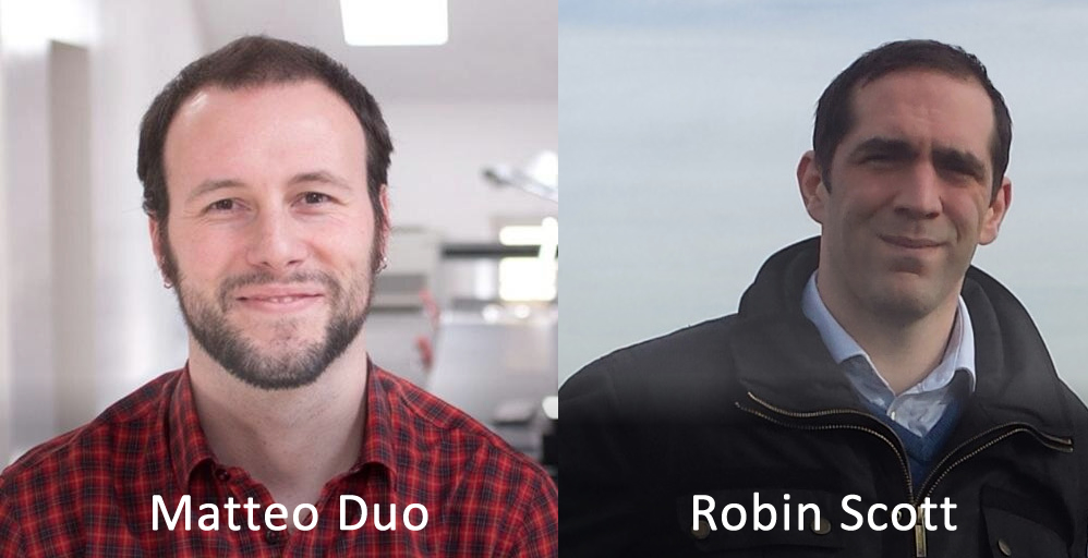 Changing Lives Interview for Codeable with Matteo Duo and Robin Scott